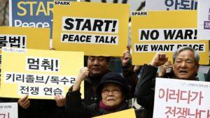 Secara signifikan lebih AS dan Korea Selatan 4