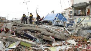 Gempa di Ekuador 1