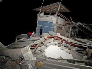 Gempa di Ekuador
