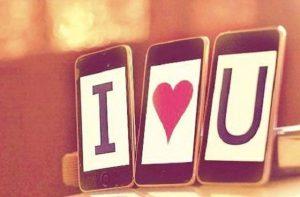 SMS-cinta