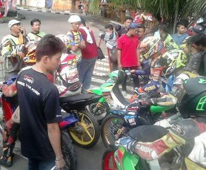 race cilegon