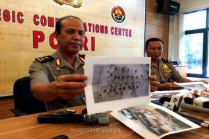 Irjen Polisi Boy Rafli Amar Kadiv Humas Polri dalam jumpa pers di Mabes Polri