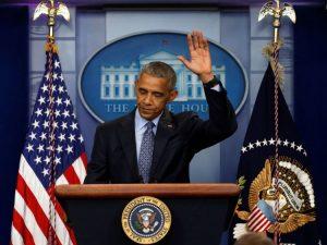 Barack Obama Memberi Nasihat Kepada Donald Trump