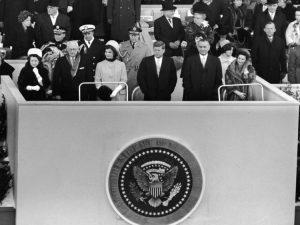 JFK dilantik pada 20 Januari 1961