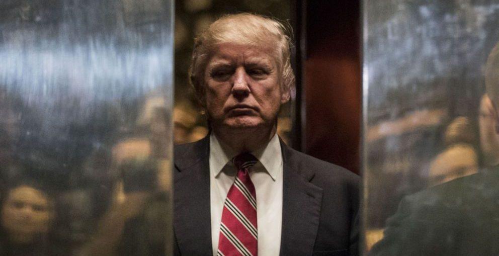 Mungkin itu Salah, Presiden Trump yang di asumsikan akan kurang ekstrim dari pada calon Trump