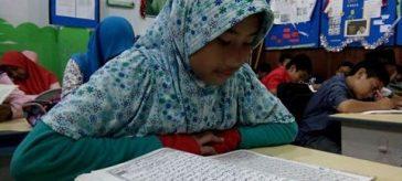 Anak Limas cintai Al Qur'an setinggi langit