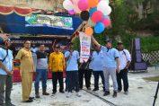 Pemdes bersama PT. Polowijo Gosari resmikan Wisata alam Setigi Sekapuk
