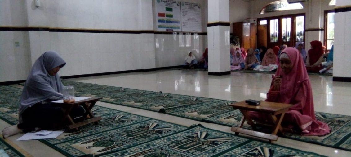 Foto : Suasana Hafiz al Qur'an di SD Muhammadiyah 15 Surabaya