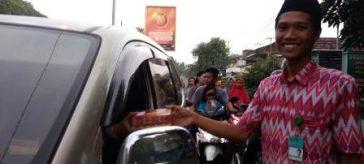 Foto : Emha Nur Ramadhan Abdillah Kepala BMT Mandiri Sejahtera Jawa Timur cabang Sembayat