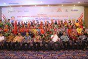 Foto : Sebanyak 25 siswa SMA/SMK/SLB dan 7 pendamping dari Provinsi Sumatera Barat akan mengunjungi Provinsi Sulawesi Selatan selama 7 hari. Sebaliknya, 27 siswa dan 3 pendamping dari Provinsi Sulawesi Selatan akan mengunjungi Provinsi Sumatera Barat.