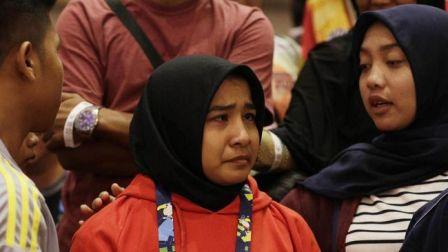 Miftahul Jannah didiskualifikasi dari Asian Para Games 2018. (ANTARA FOTO/BOLA.COM/M Iqbal Ichsan)