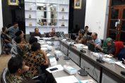 Rapat dengar pendapat DPRD Gresik dengan Kampus Vokasi Unair Gresik