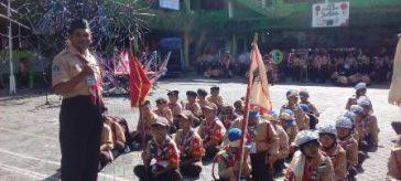 Foto scout competition tungjat Jatim