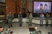 Pengasuhan Minggu Ke-4 Februari, Taruna Akademi Angkatan Laut (AAL) Tingkat l Angkatan ke-69 dan Tingkat lll Angkatan ke 67, di Gedung Salahutu Kesatrian AAL Bumimoro Surabaya