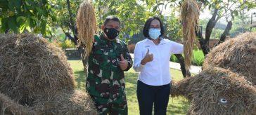 DOP PG, digna Jatiningsih bersama dengan Irdam V